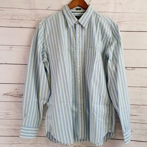 J.CREW Button Up Shirt Size L